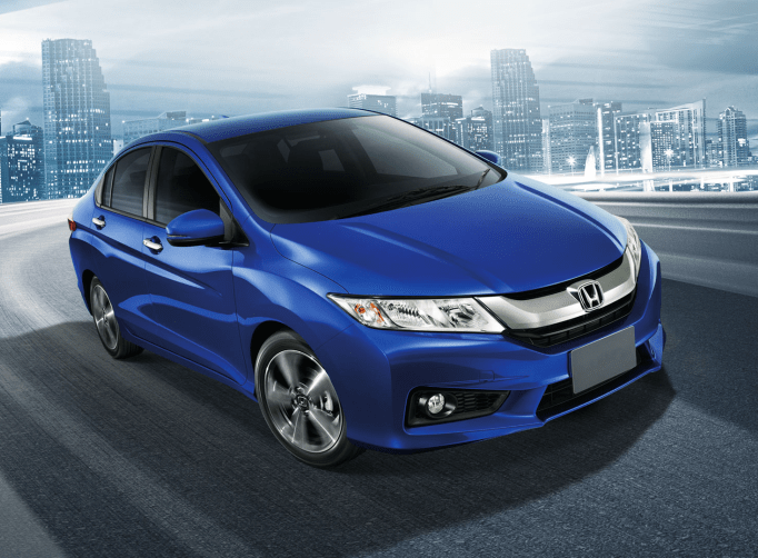 Honda City Car Images With Price
