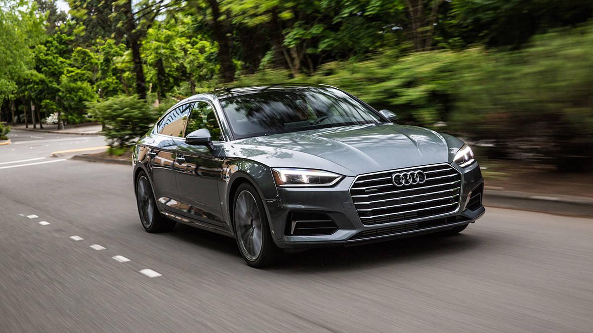 2018 Audi A5 2 0tfsi Atl Automotive