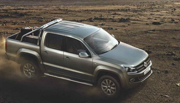 2018 Volkswagen Amarok V6 – ATL Automotive
